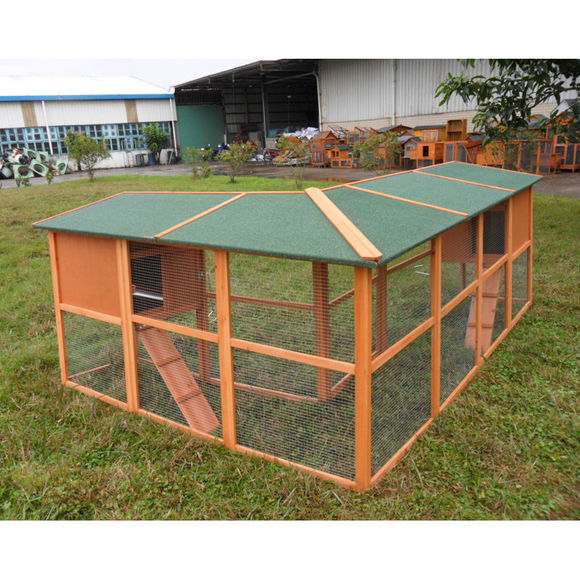 Large Double Rabbit Hutch at Buy Rabbit Hutch Store