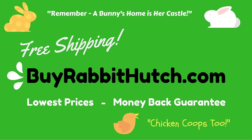 Low Prices and Free Shipping at Buy Rabbit Hutch Store
